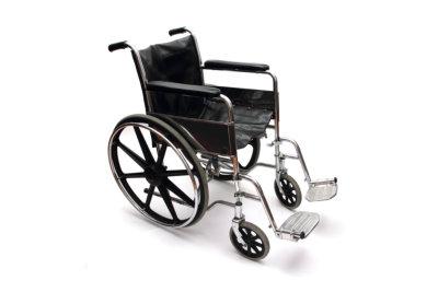 Wheel chair.