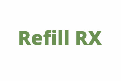 refill RX text