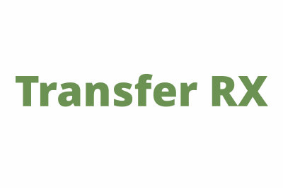 Transfer RX text